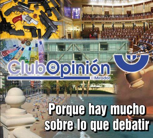Nace el Club de Opinión
