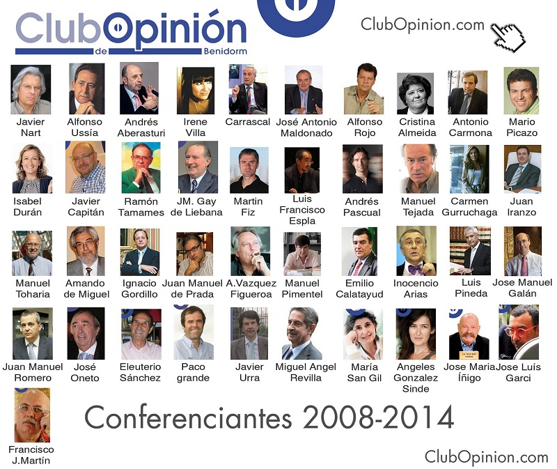 ConferenciantesClubOpinion2008-2014